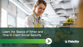Learn the basic of when and how to claim Social Security