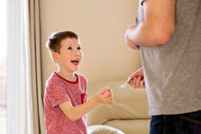 Parental mistakes with kids allowances