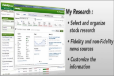 Fidelity Learning Center: Research Tools Archive