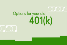 Image: Options for your old 401(k).