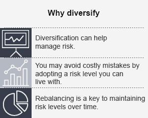 Why diversify