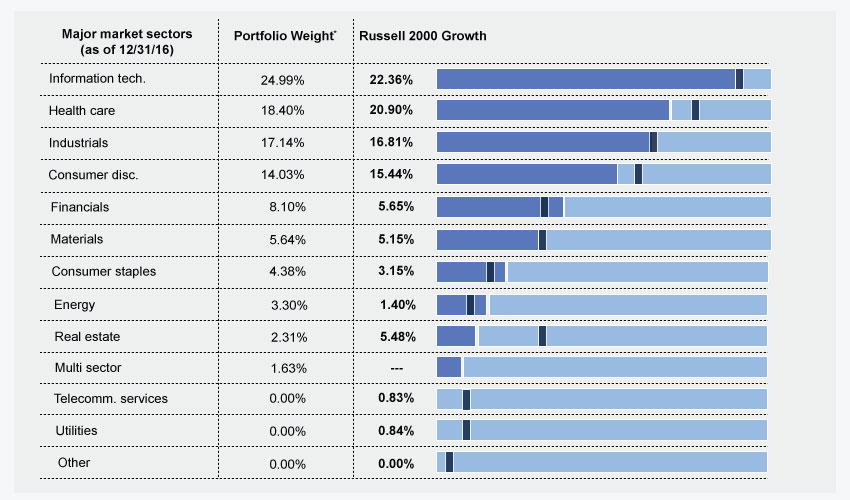 Fidelity Small Cap Growth Fund