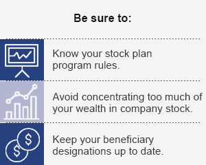 Employee stock plan mistakes