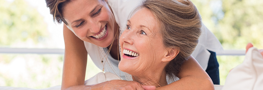 How to take care of aging parents and yourself