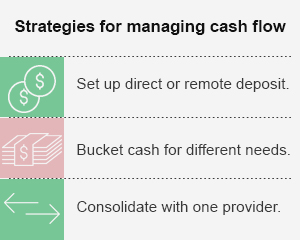 Strategies for managing cash flow