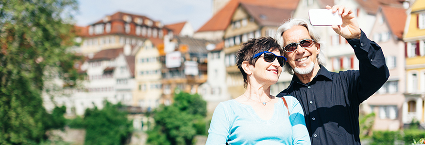 Retiree travel tips for staying healthy abroad