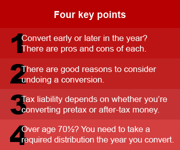 Four key points