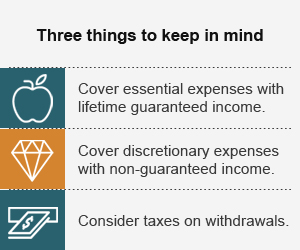Three things to keep in mind