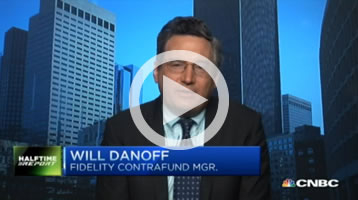 Mr. Danoff on CNBC