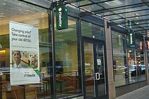 Fidelity Investments Seattle
