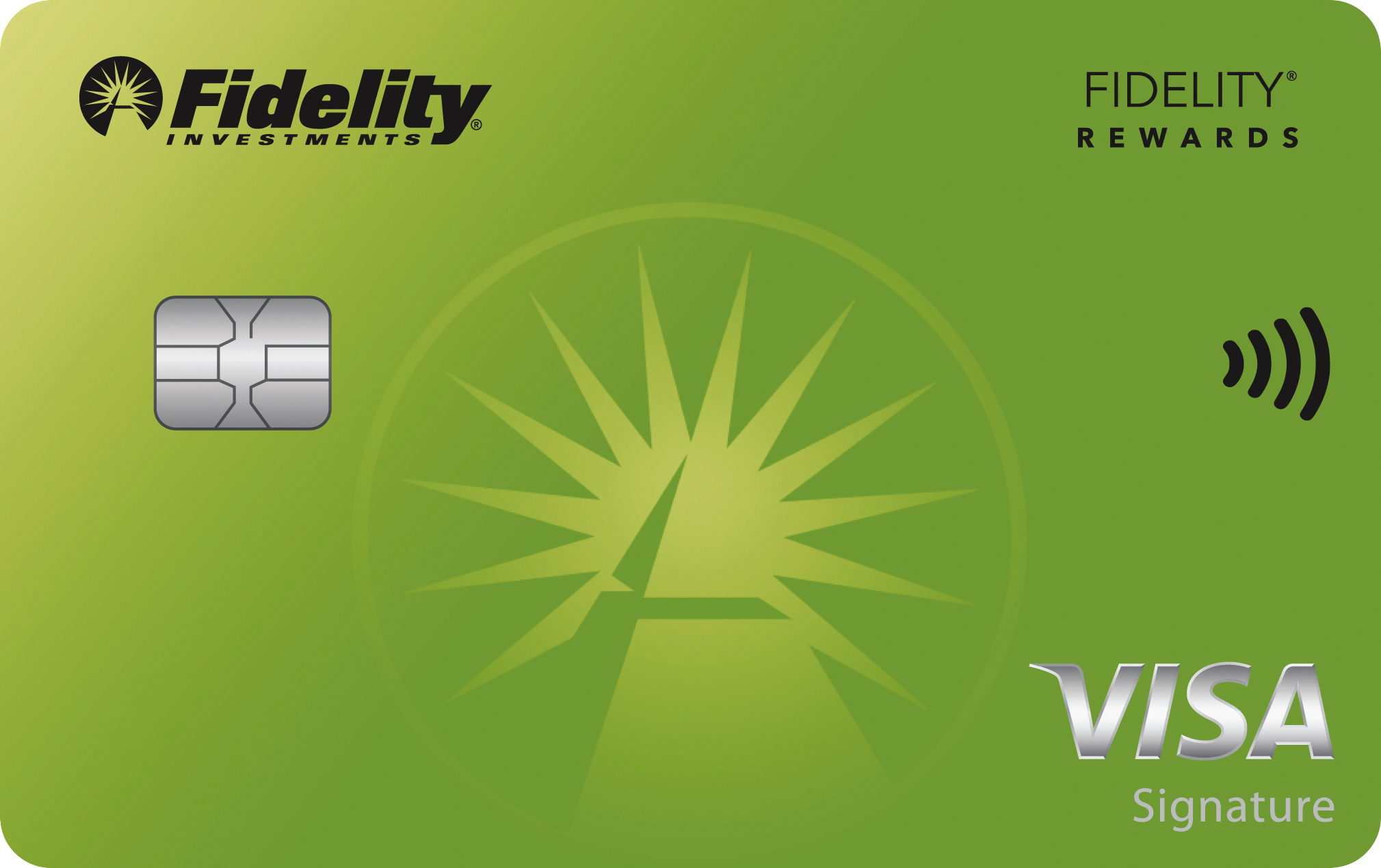 Fidelity Rewards Visa Credit Card