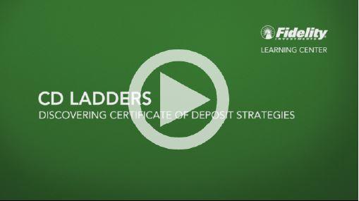 CD Ladders Model CD Ladders - Fidelity