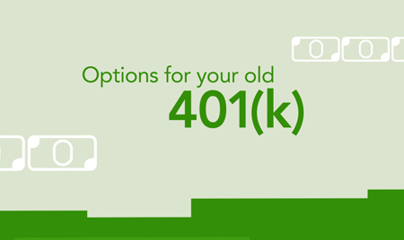 Options for an old 401(k)