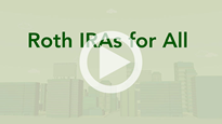 Roth IRAs for all