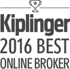 Kiplinger 2016 Best Broker